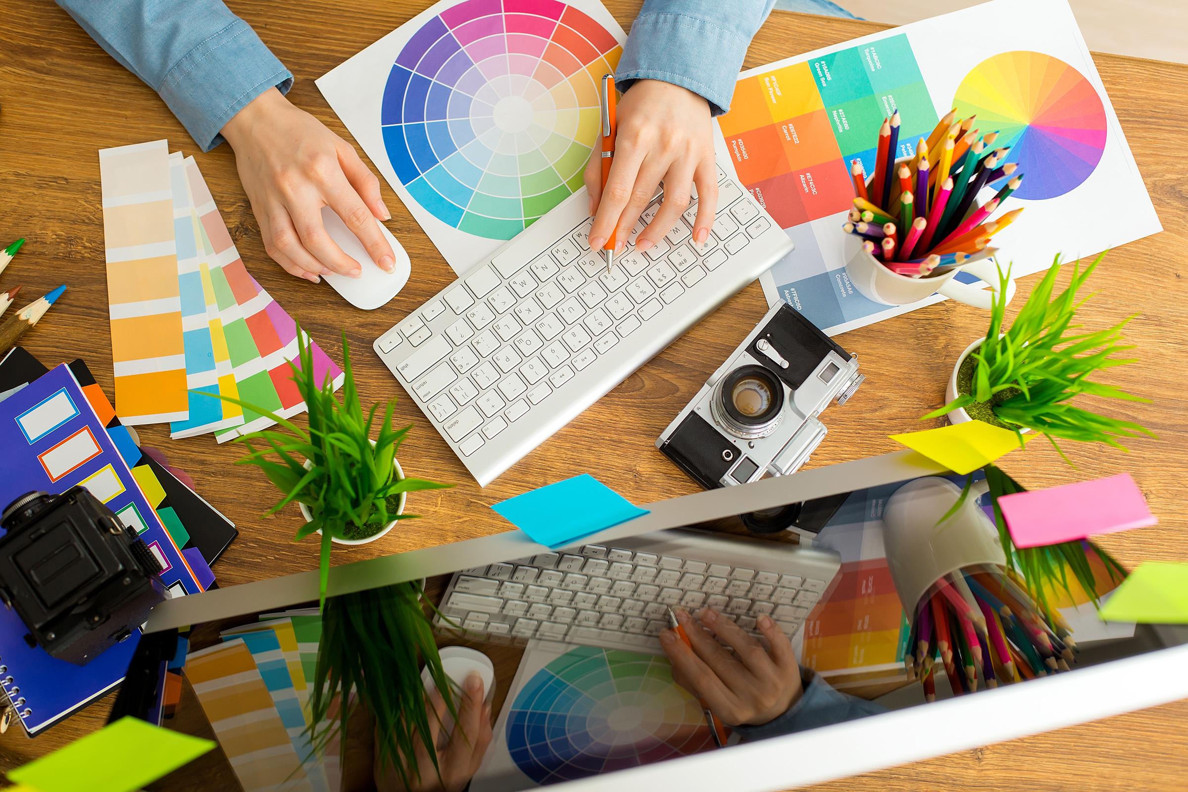 Grafik Design | Gruber Werbeagentur Ihre Vision Wird Unsere Leidenschaft